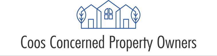 Coos Concerned Property Owners Logo